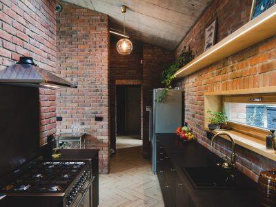 house with brick hand molded brick factory Trojanowscy