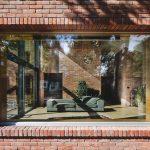 House made of hand-formed brick - Brickyard Trojanowscy