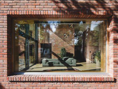 manufacture bricks retro brick factory Trojanowscy