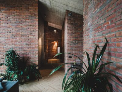 old brick house from producer brick factory Trojanowscy
