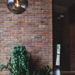 Płytki ceglane retro w domu - manufaktura Trojanowscy