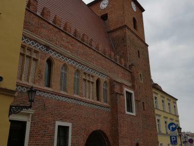 brick gothic poland