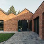 Cladding brick hand made manufacture Trojanowscy width=