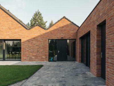 cladding brick hand made manufacture Trojanowscy