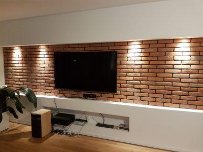 manufacturer brick hand molded