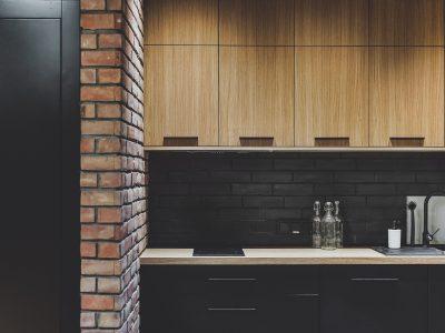 brick in kitchen producer brickyard Trojanowscy
