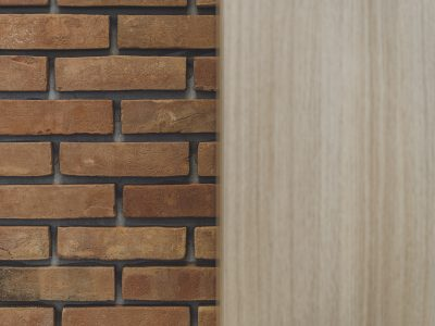 plate brick hand formed