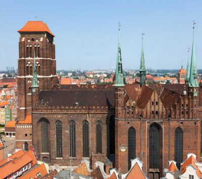 St. Mary's Basilica in Gdansk