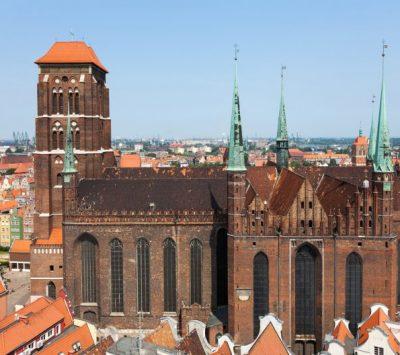 St. Marienkirche in Danzig