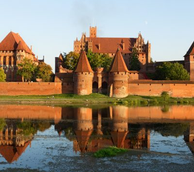Schloss in Malbork